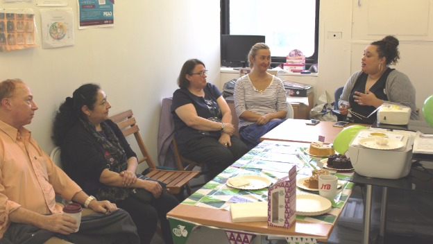 MacMillan Coffee Morning raises £60