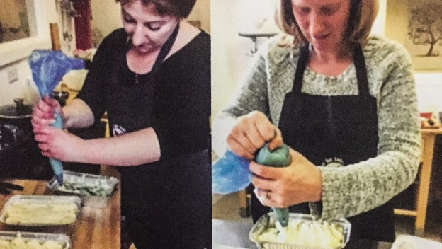 Red Hen Cookery Classes.
