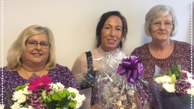 CAREGiver of the Month for September is....