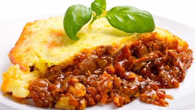 Book now for your winter warming Cottage Pie