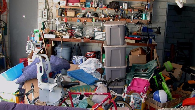 Do you know someone whose home is getting too cluttered?