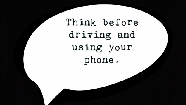 Tips on how to avoid using mobiles while driving.