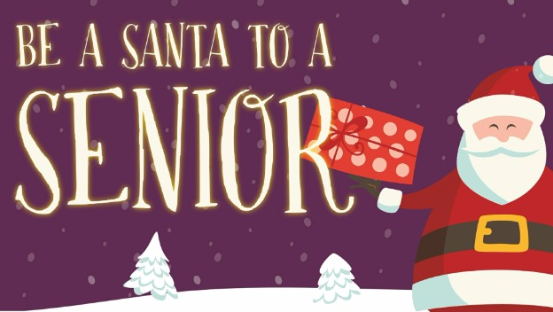 Be A Santa to a Senior - 2017