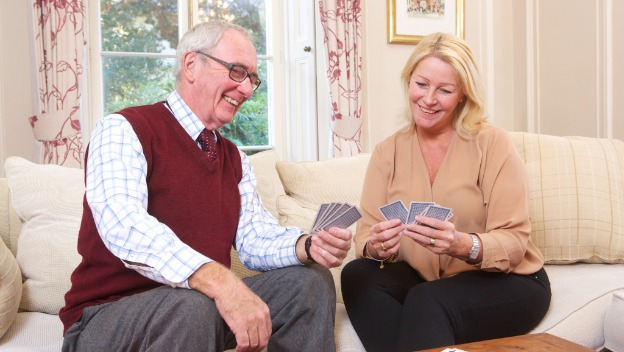Senior Snippets - Tips for Reducing Stress