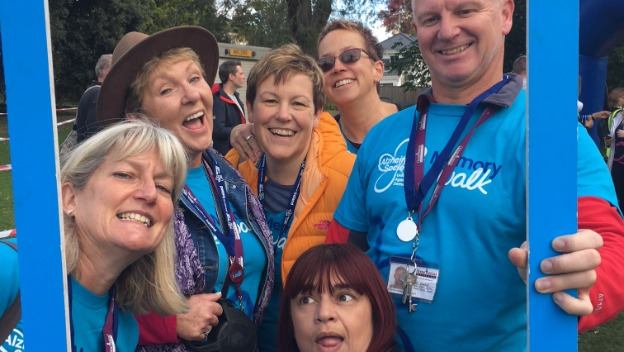 Home Instead Team raises over £200 to help defeat dementia