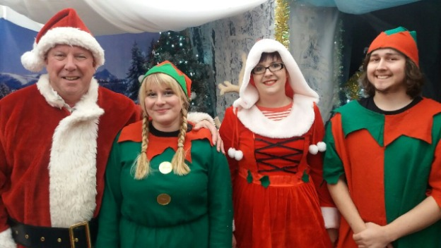 Home Instead Chester lends a hand with seasonal fund-raising