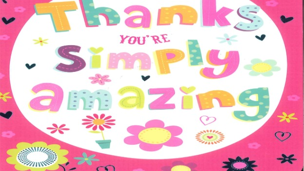A Client\'s thank you to our fantastic team of CAREGivers
