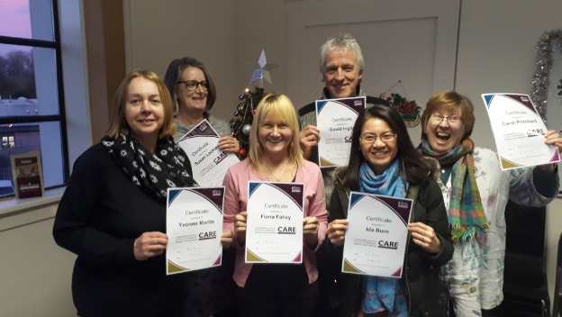 City & Guilds Dementia Care Training