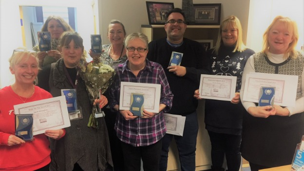 Cardiff's CAREGiver of the Year 2017