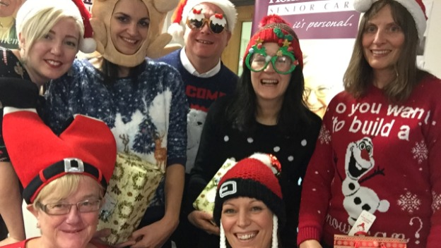 Santa's Helpers are Busy Bringing Christmas Cheer to North Yorkshire