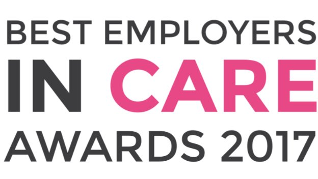 BEST EMPLOYERS IN CARE AWARDS 2017