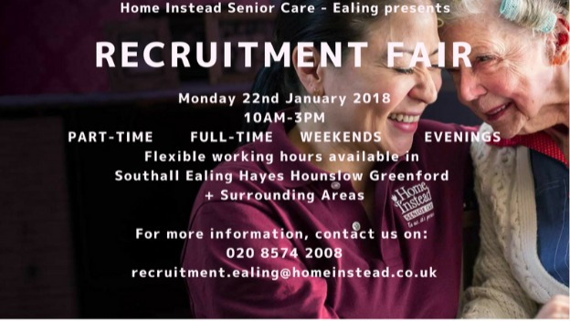 *Upcoming* this January month! Recruitment Fair