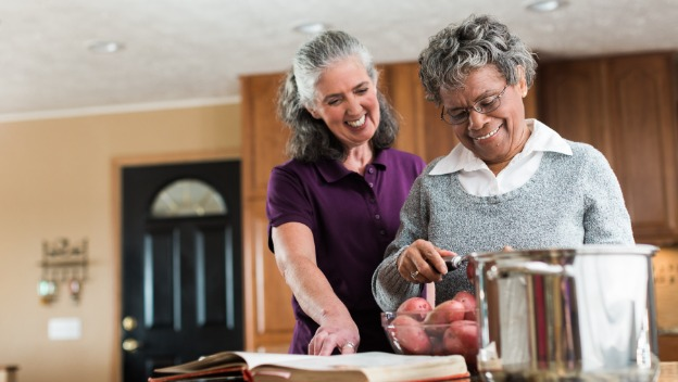 Senior Snippets - Top Tips on Healthy Eating
