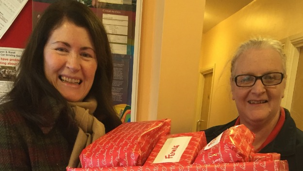 Caring Company Supports Local Charity Over Christmas