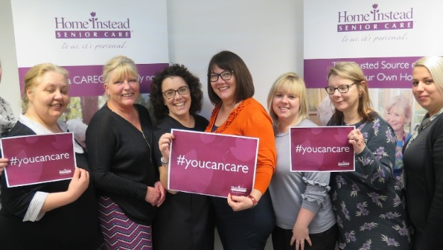 Norwich Care boss says 'You Can Care'