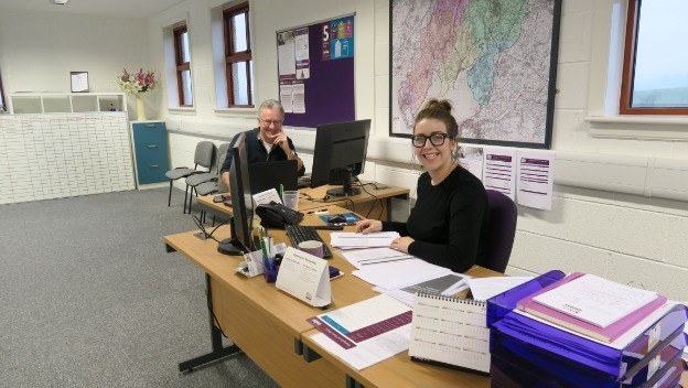 Care Manager Sophie Cammaerts joins the team