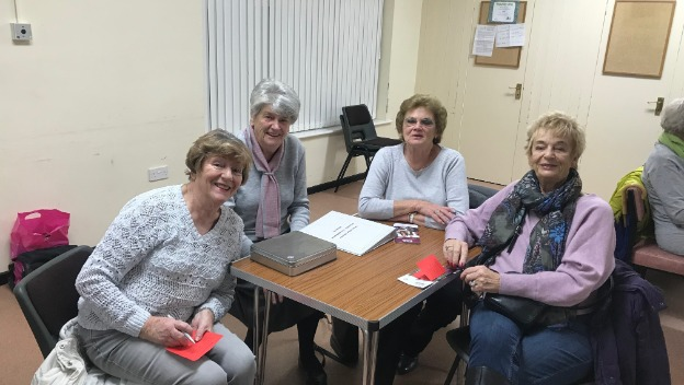 Pensby Ladies Circle hear all about Home Instead