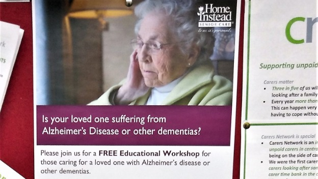 Dementia Workshop in Westminster
