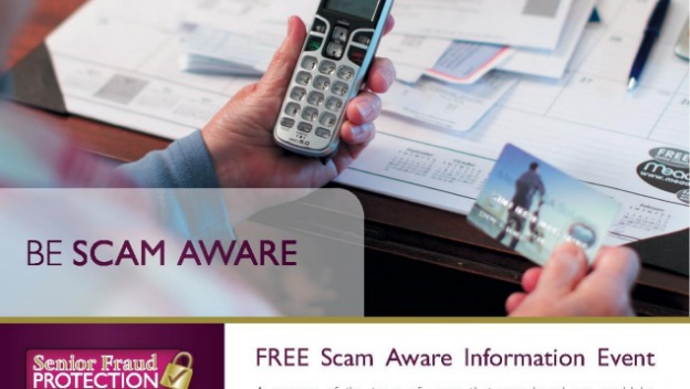 FREE Scam Aware Information Event