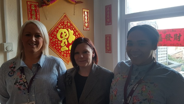 HISC South Liverpool Celebrates Chinese New Year