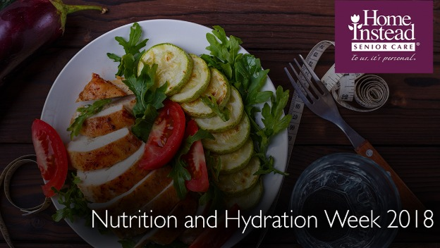 Nutrition and Hydration Week 2018