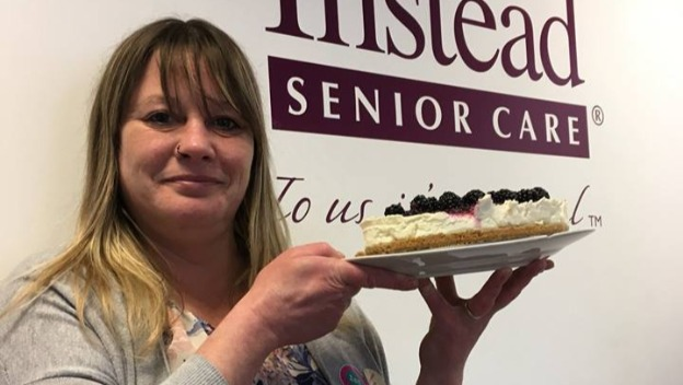 Home Instead Raise Funds for Dementia UK