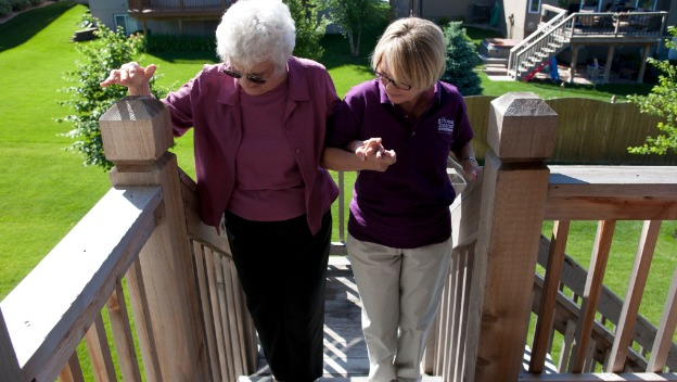 Keeping Peterborough's Elderly Safe - Our Moving and Handling Guide