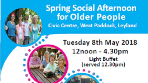 SPRING SOCIAL AFTERNOON