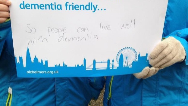 This week, London has launched itself as the world's first dementia-friendly capital city.