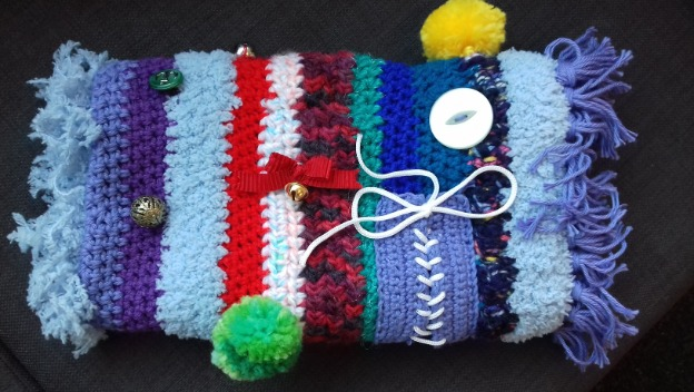 Twiddle Muff Competition
