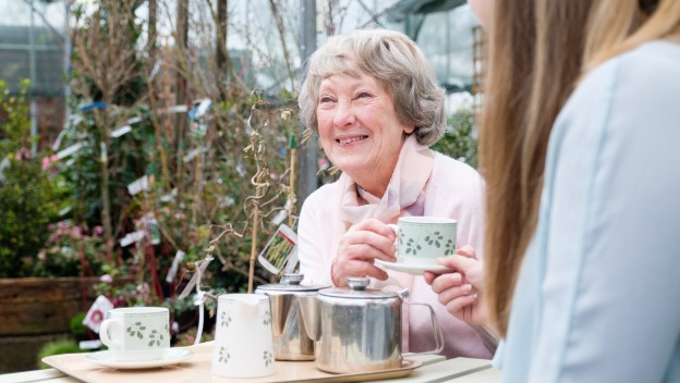 Combat Elderly Loneliness with Companionship Services