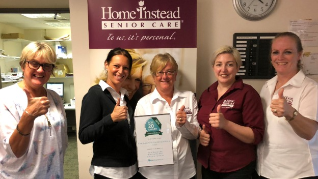 Home Instead are the No.1 Most Recommended Home Care Company