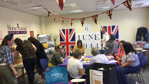 An Inside Look at our D-Day Fete
