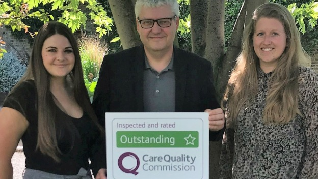 Home Instead Westminster awarded an Outstanding rating by the CQC.