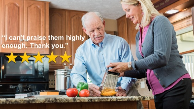Five Star Feedback from Families