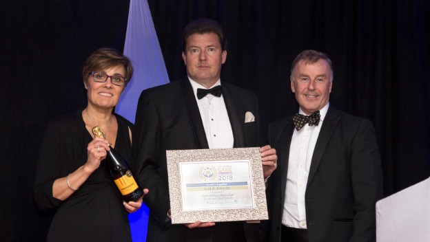 Outstanding Care Awards - Home Instead Sweeps the Awards