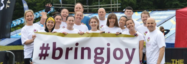 Caring individuals take on charity challenge