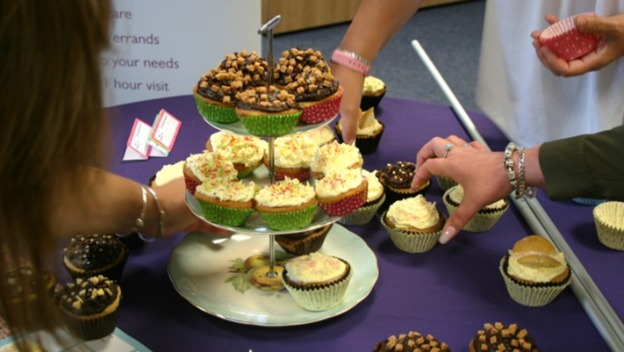 Cupcake Day - Alzheimers Society