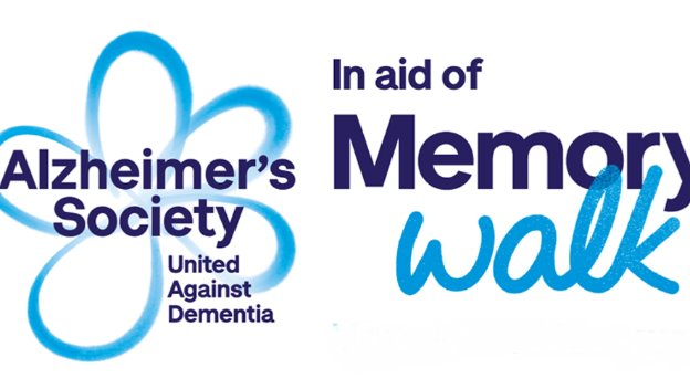 Alzheimer's memory Walk will be making steps in Nantwich in 2018!