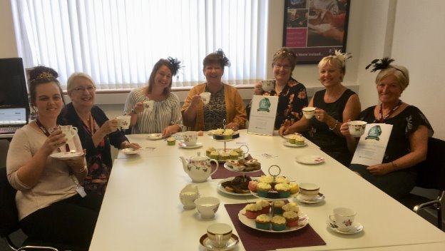 Caring attitude pays off for staff