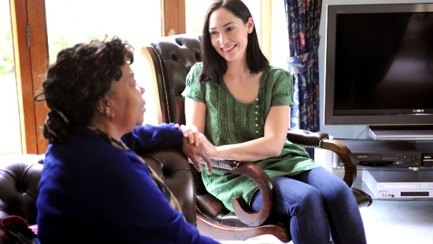 The importance and fulfillment of companionship care