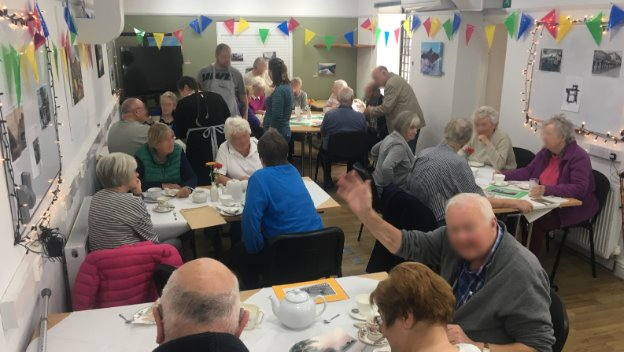 NEW Friendship Group For Abergele