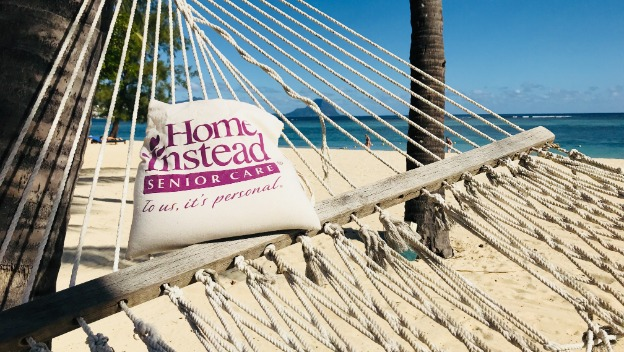 Home Instead Kick off Bag\'s on Tour Competition