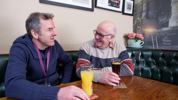 Alcohol, Older People and Choice
