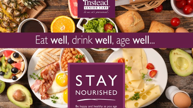 Top tips to Eat well and Age well!