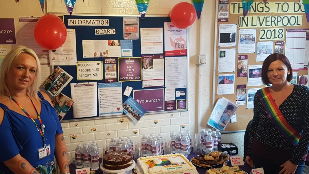 Liverpool South Office Raises Money for Stonewall UK & Celebrates LGBT Pride