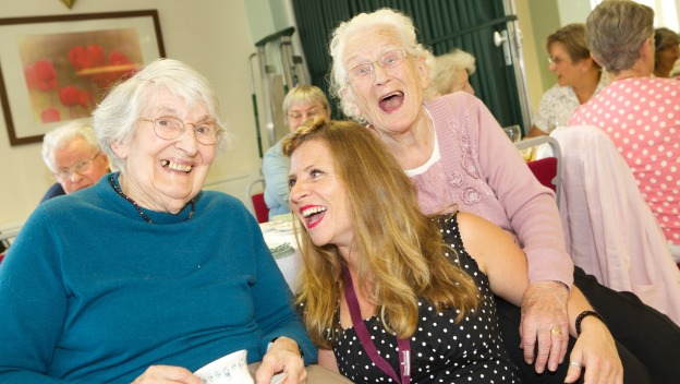 Songs to Remember Event at Thirsk Memory Cafe