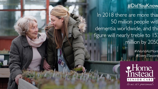 SENIOR SNIPPETS THE WARNING SIGNS OF DEMENTIA