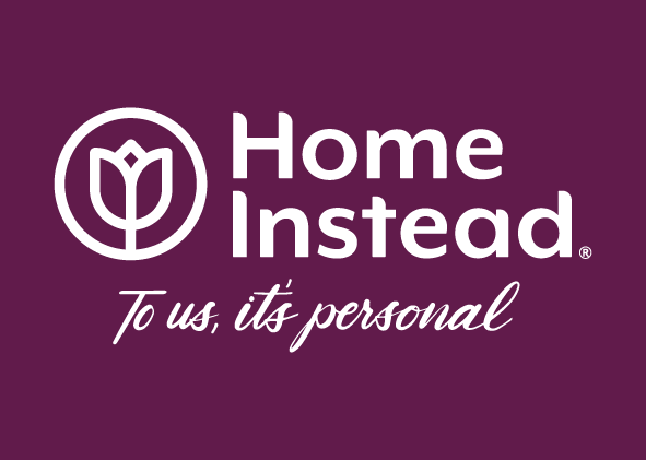 Home Instead elderly home care in Charnwood, Loughborough and Coalville logo