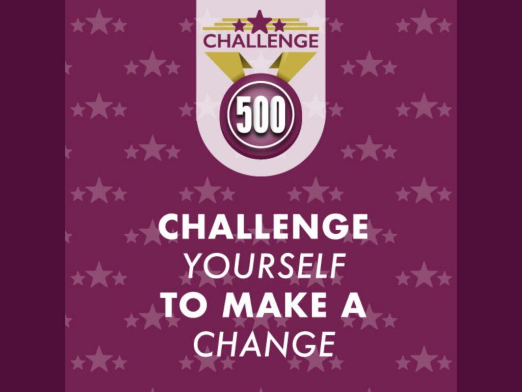 Challenge 500